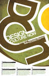 Design Culture Now - Poster 2