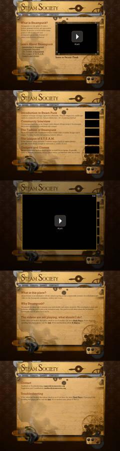 Steam Society