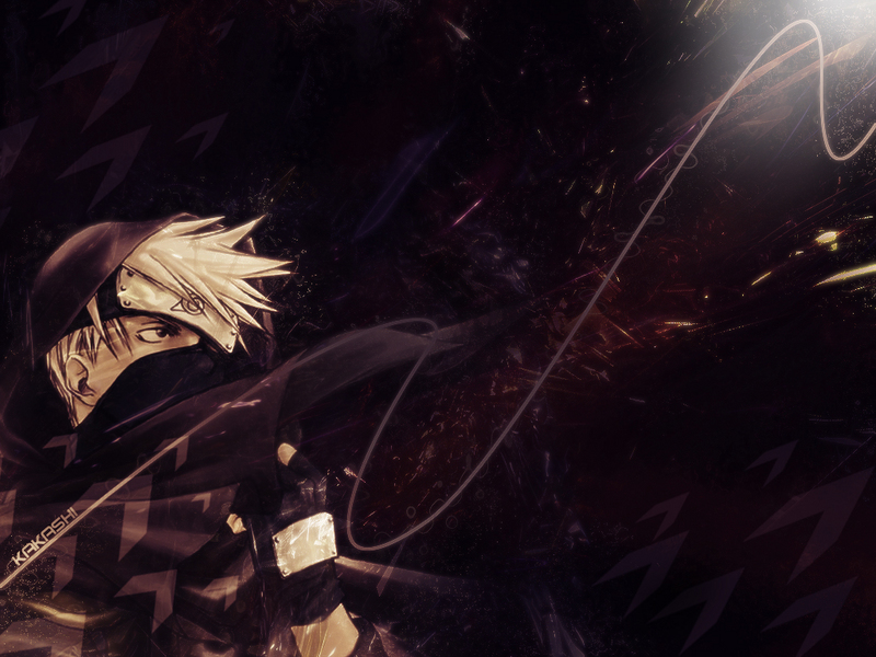 Kakashi Wallpaper by Emn1ty