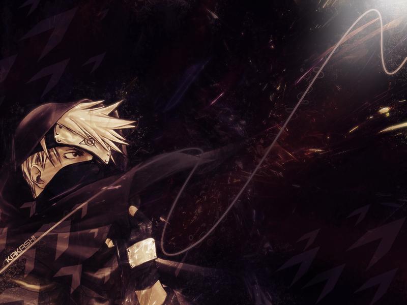 Kakashi Wallpaper by Emn1ty