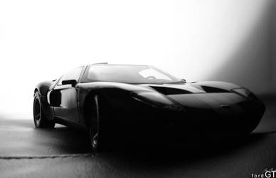 Ford GT by Emn1ty