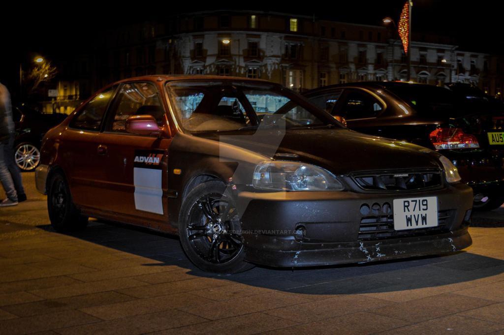 GY Car Meet 2 by NBrooksDesign