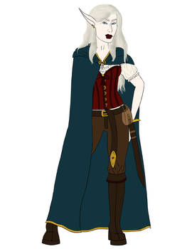 Lady Evelyn (WIP)