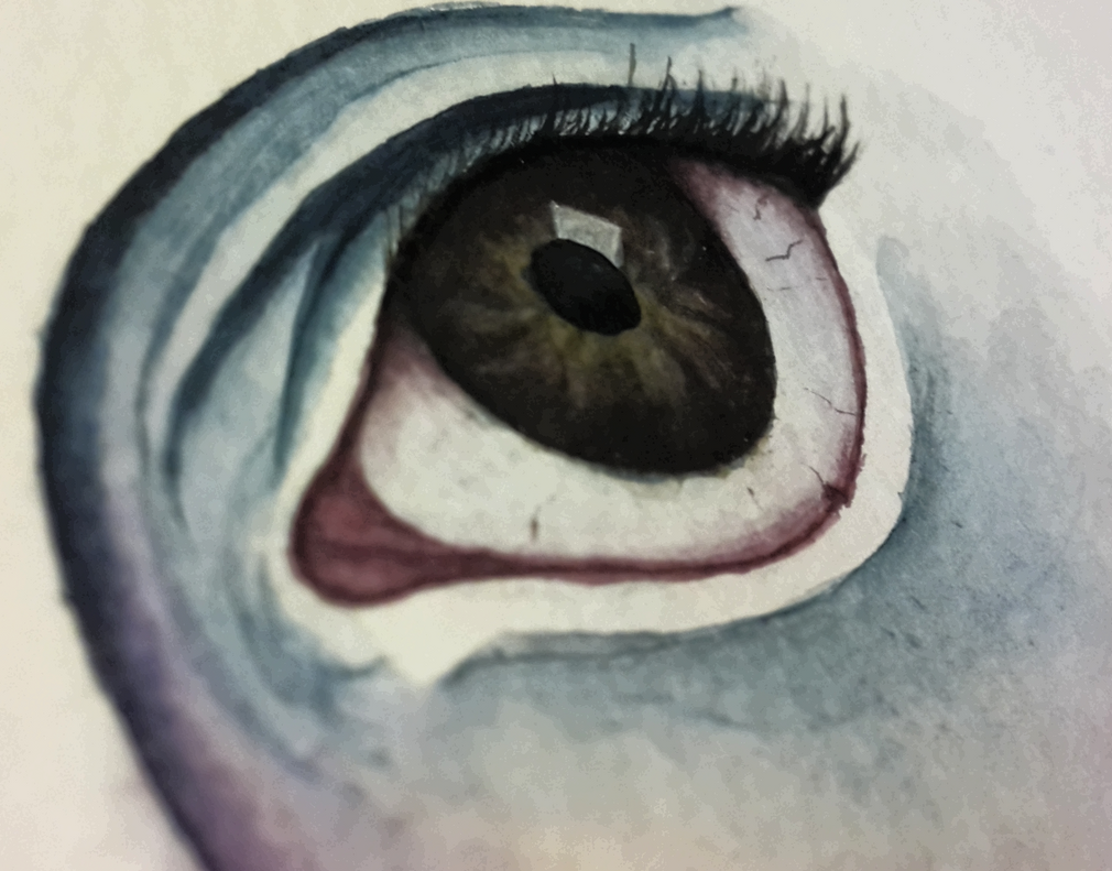 just an eye by whateverqua