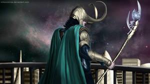 Loki by MikazukiRisa