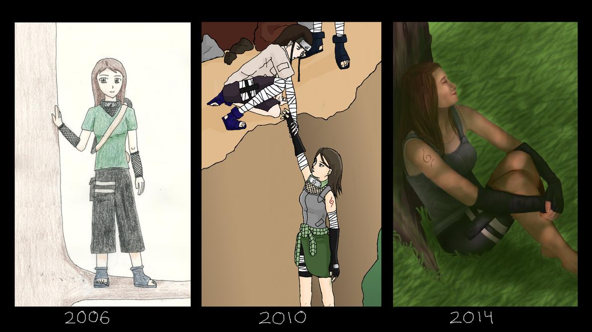 Eight Years by MikazukiRisa