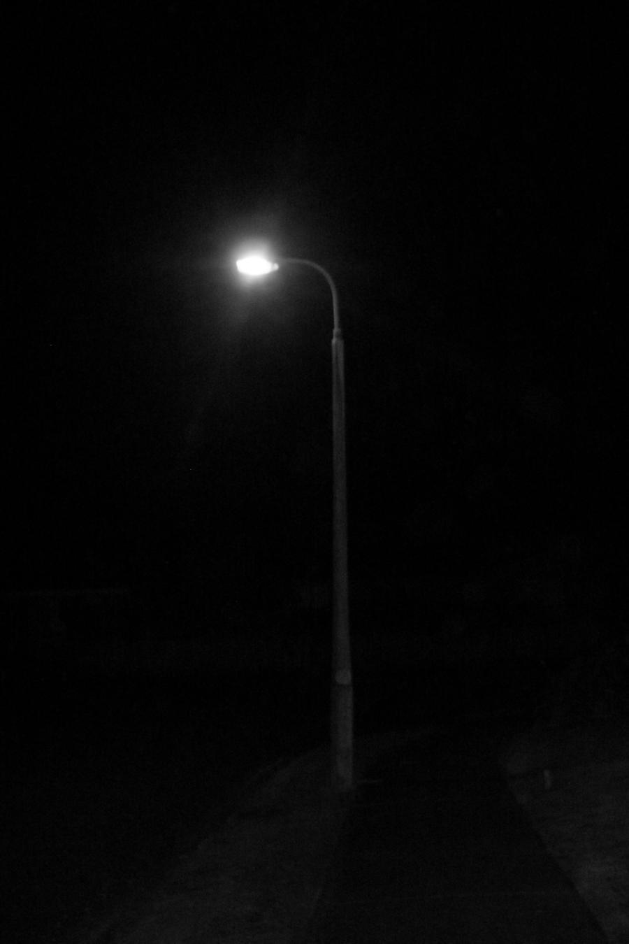 Street light at night by AmosAnon on DeviantArt