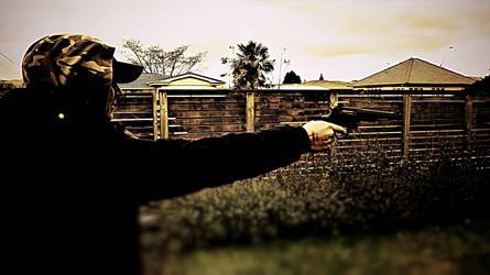 gun ii by AmosAnon