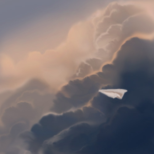 Up in Distant Skies