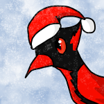 Holiday Bloodfeathers by Karatefinch