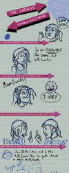 Female Meme by UncleSi