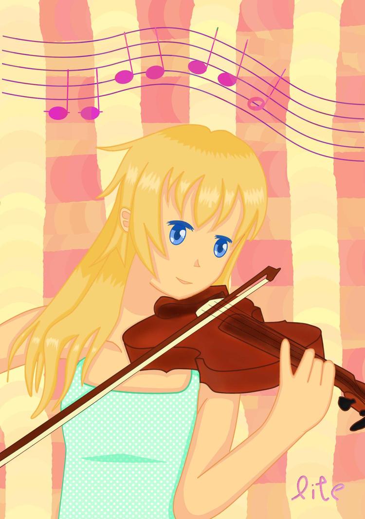 Pastel Harmony by cutelightangel