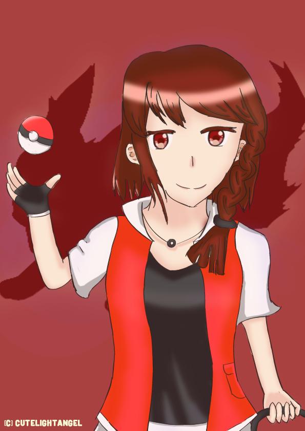 Pokemon Trainer by cutelightangel