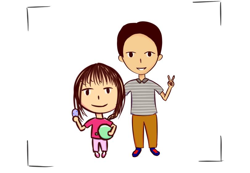 [Request] Daddy's Little Girl by cutelightangel