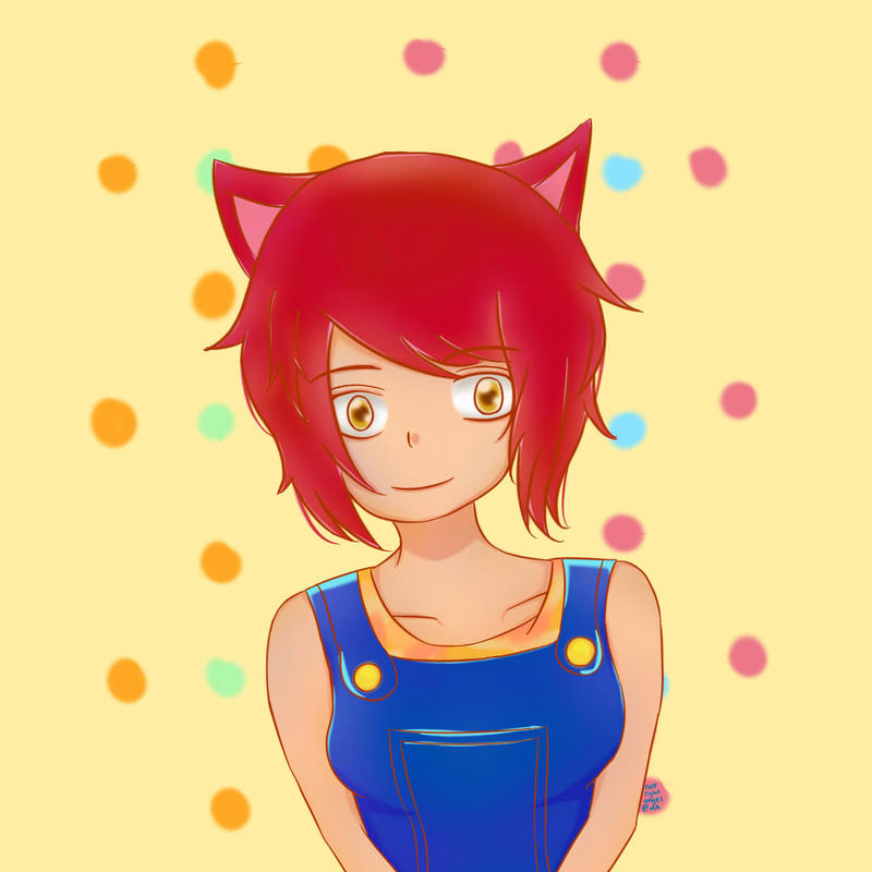 [Contest Entry] Nichii by cutelightangel