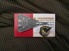 Ace Combat - F-14 Razgriz Pins set