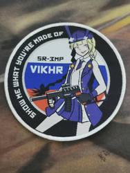 Girl's Frontline (GFL) SR-3MP morale Anime Patch