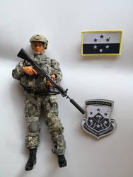 Ace Combat - Osea 4th Regiment Para-Marine
