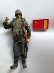 Ace Combat - Yuktobania Homeland Defense Conscript