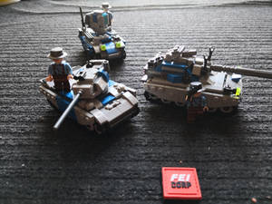 Command and Conquer - Red Alert 2 Lego series