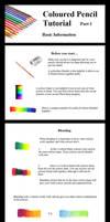 Coloured Pencil Tutorial Prt 1 by rehabilitative