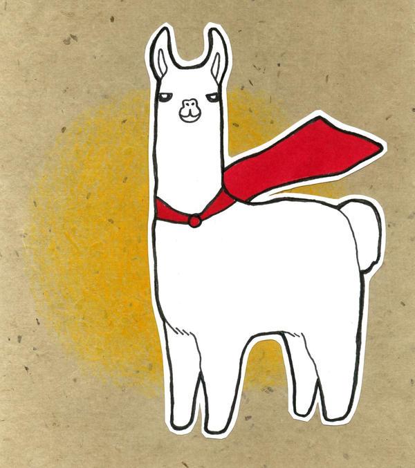 SUPER llama by rehabilitative