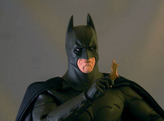 Hot Toys Batman Begins 1 by maulsballs