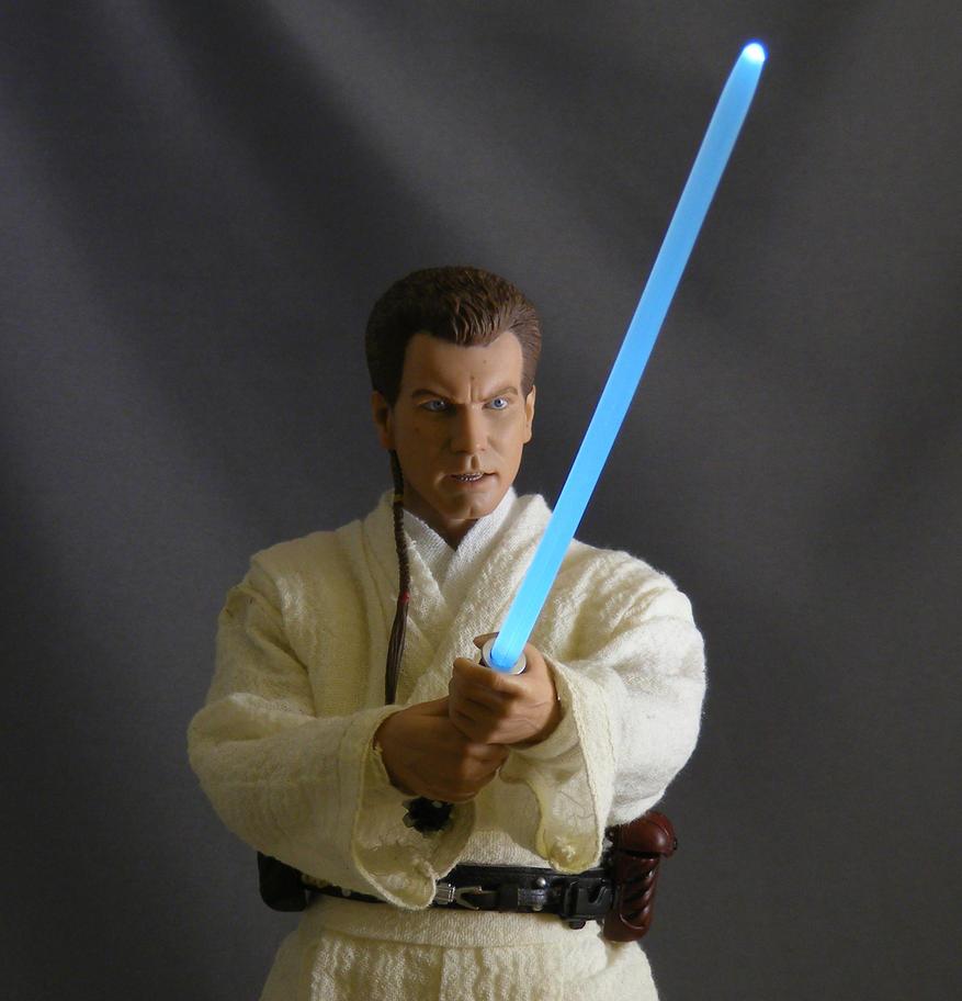 Sideshow Obi-Wan Kenobi Episode 1 4 by maulsballsObi Wan Kenobi Episode 4
