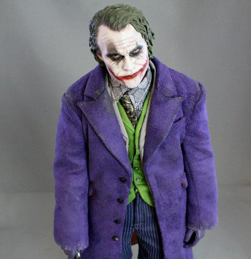 Hot Toys Joker Dx 50