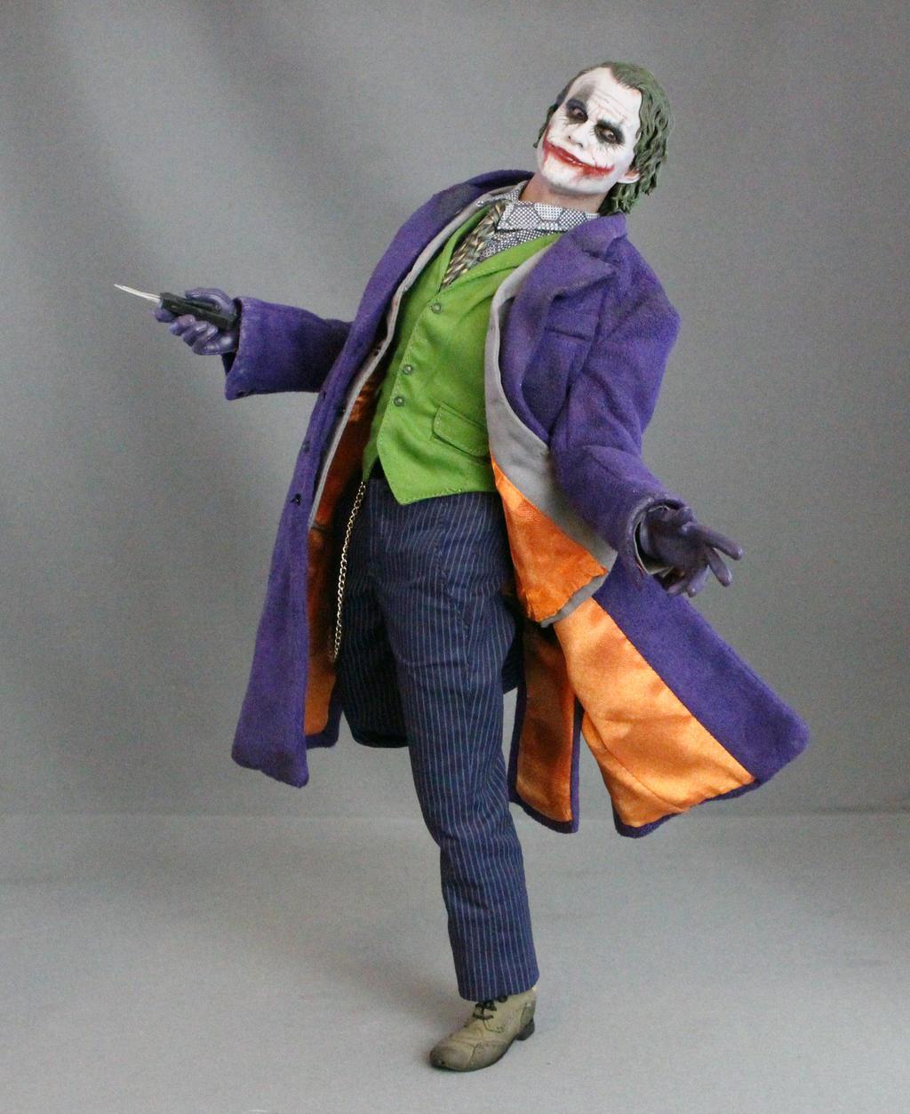Hot Toys Joker Dx 40
