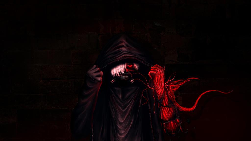 Kaneki Ken Fan Art - Tokyo Ghoul by HydenPicaz
