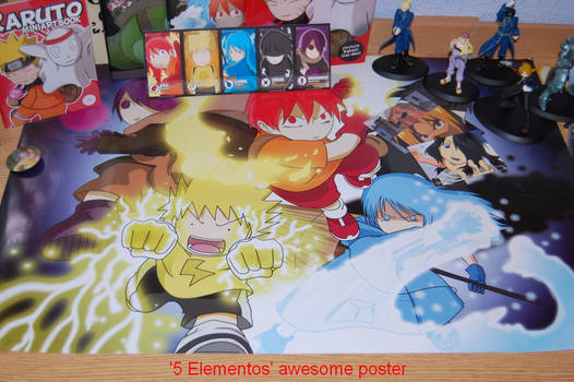 7 5Elementos awesome poster