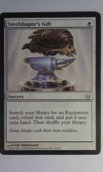 Steelshaper's gift alter by DracRoig