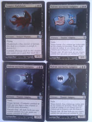 Vampire Nighthawk Altered PlaySet by DracRoig