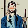 Jesus in Shinsengumi set by Roack