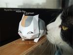 Birthday gift Nyanko-sensei