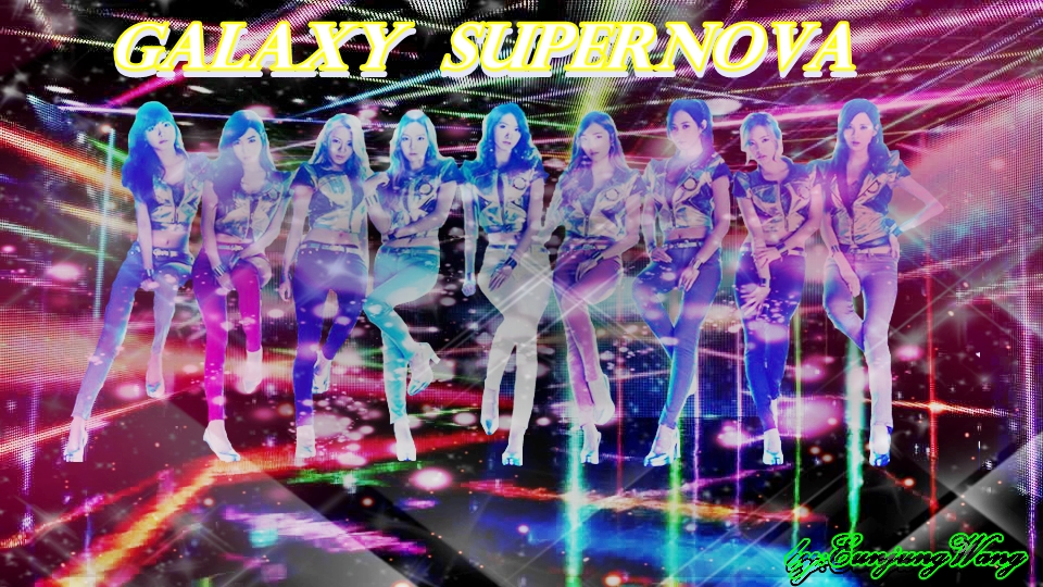 galaxy supernova snsd meme - photo #13
