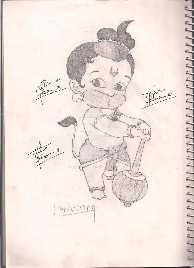 Bal Hanuman Cartoon Hd Image Wallpaper Directory