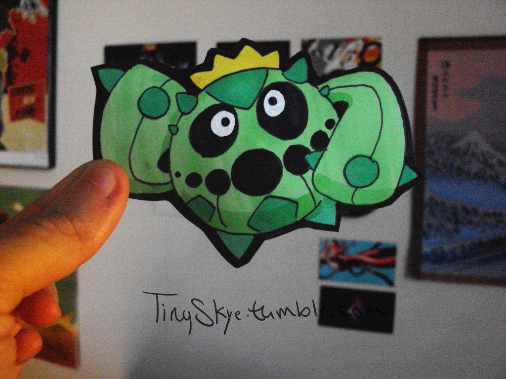 Cacnea by TinySkye