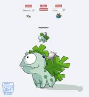 Magneysaur by TinySkye