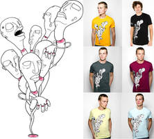 Grow up Tshirt design by JaxeNL