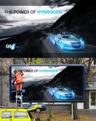 Q8 Hydrogen by JaxeNL