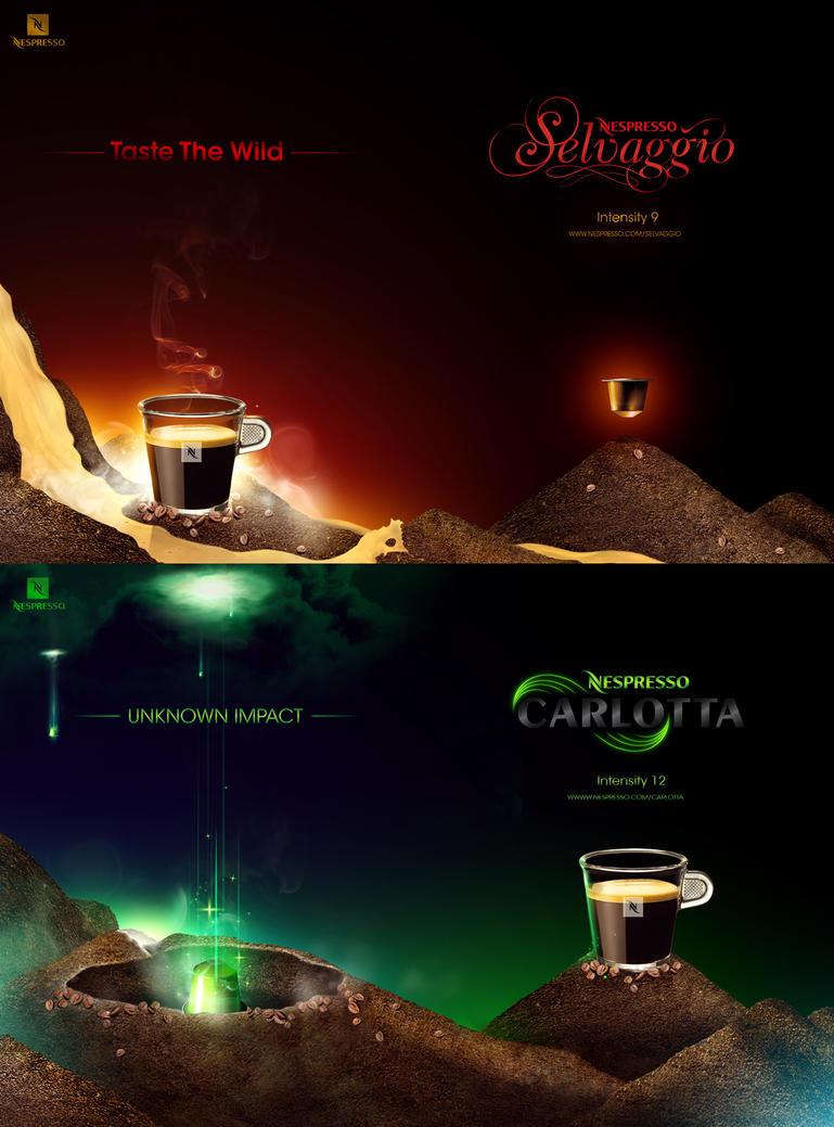Nespresso by JaxeNL
