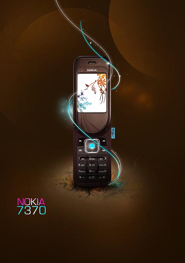 Nokia advertisement - school - by JaxeNL