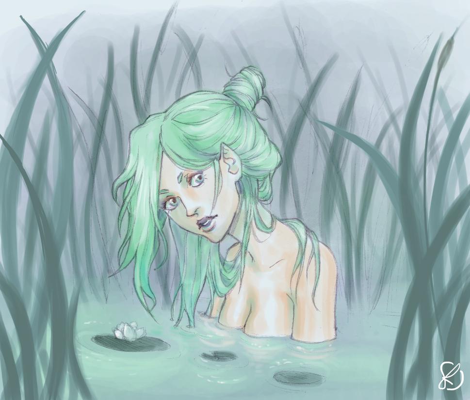 The Swamp by Taru-Sama