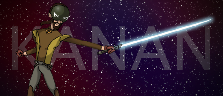 The Force is my Vision. by Harru-M