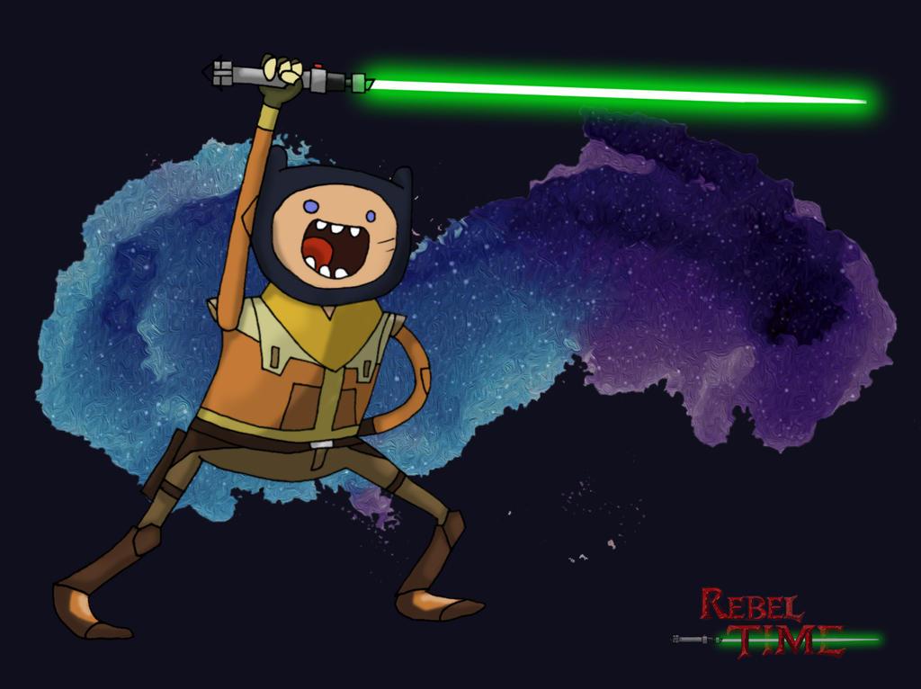 Rebel Time! by Harru-M