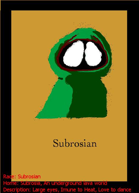 Subrosian by kurubomber750