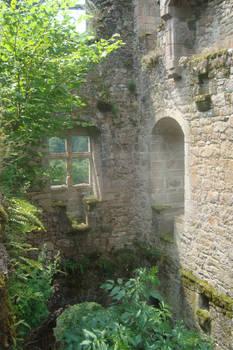 castle ruine