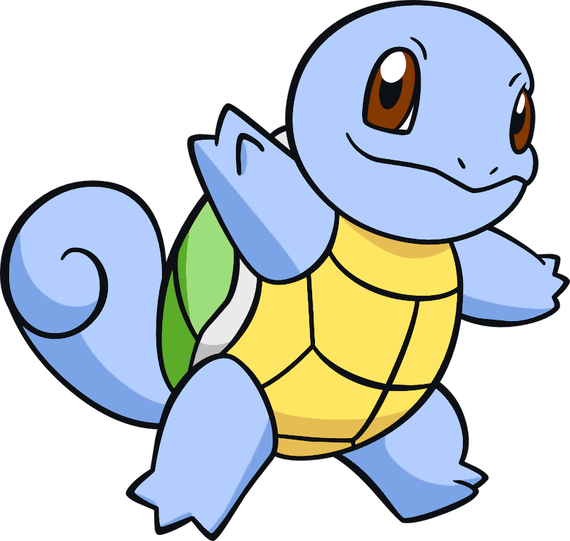 007 Squirtle Shiny Dream By Lightmike On DeviantArt